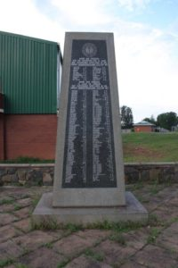 Howick boer concentration camp 2