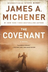 The Covenant: A Novel by James A. Michener