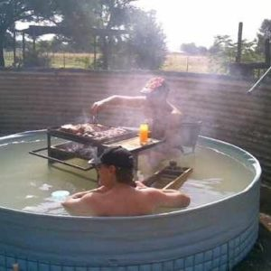 boer pool party